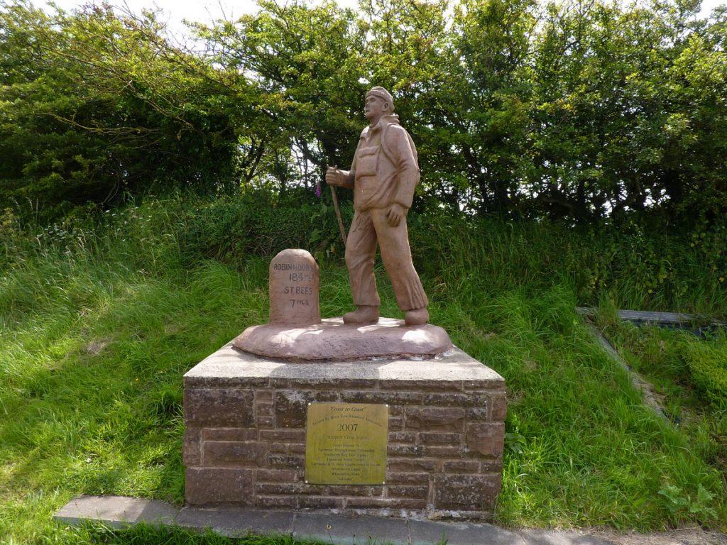 C2C Moor Row statue