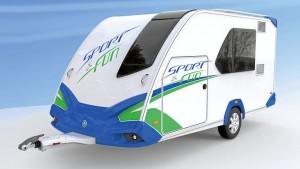 Knaus Sport and Fun Caravan